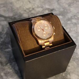 NEW Michael Kors Rose Gold Watch